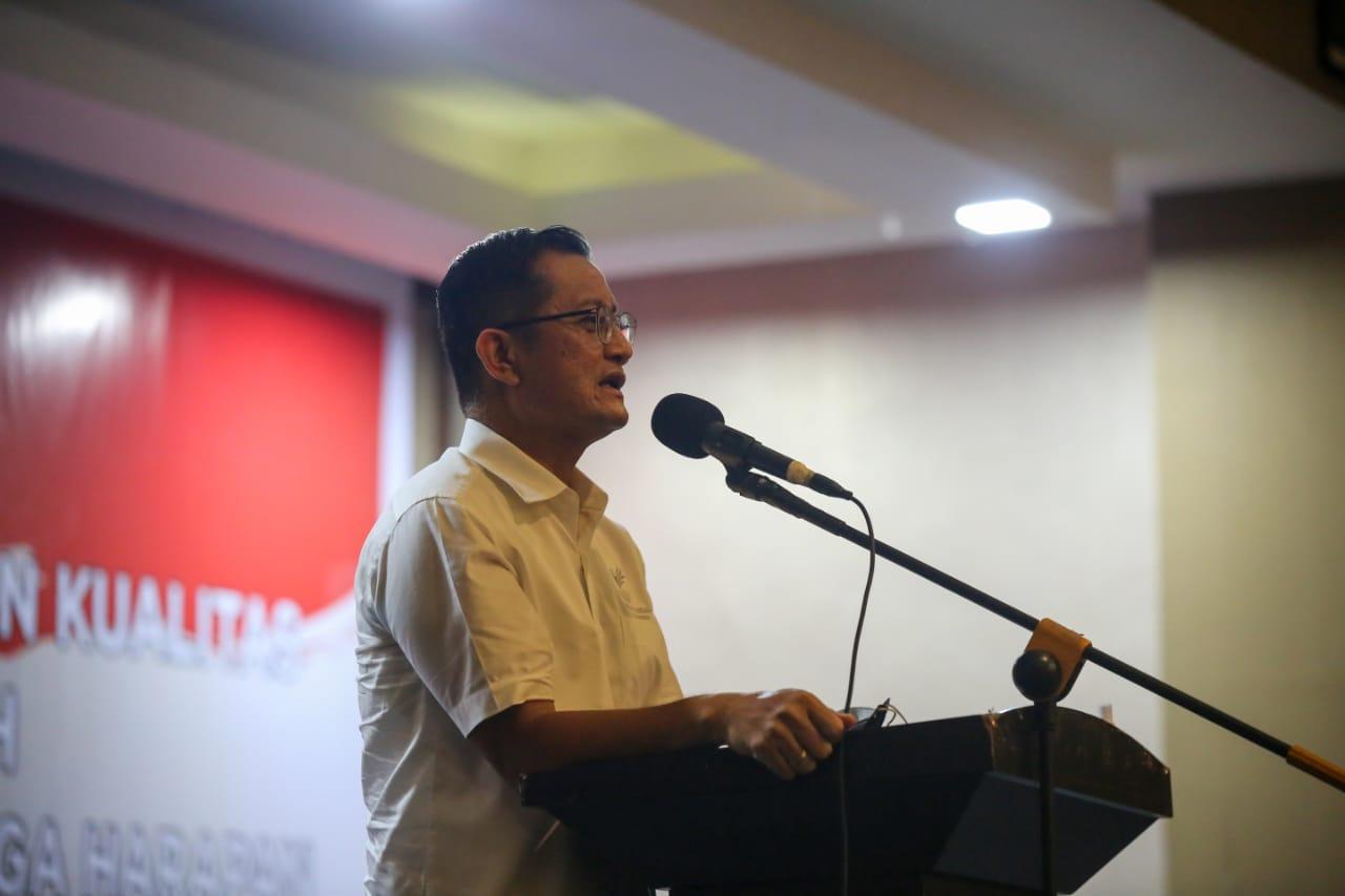 Pendamping PKH Pematangsiantar Terima Penghargaan dari Mensos