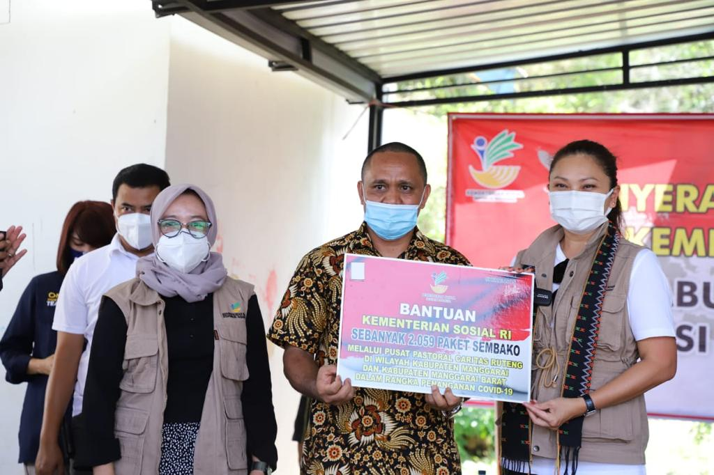 Social Assistance for West Manggarai People