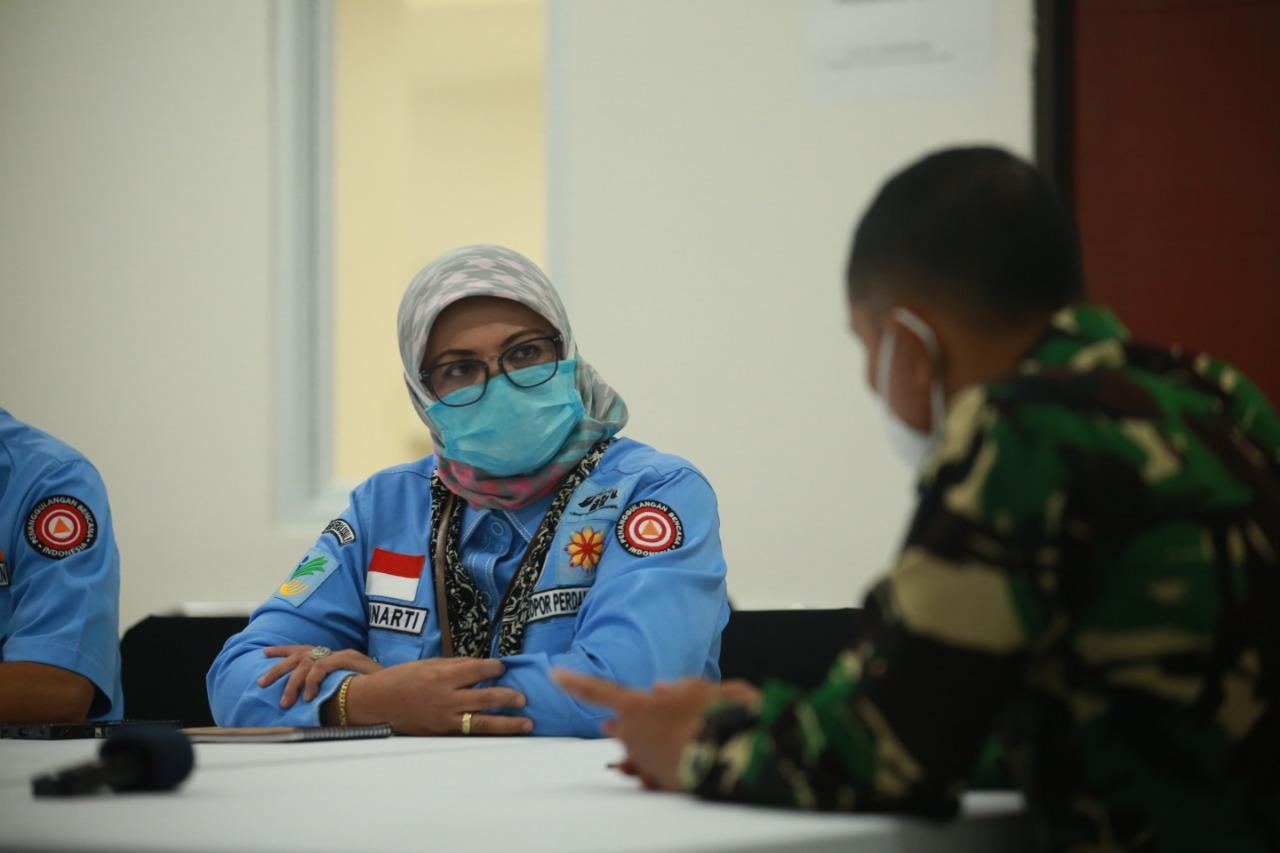 Kemensos Pasok Bantuan untuk RSDC Wisma Atlet Kemayoran