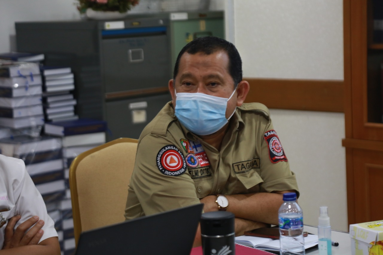Preparation Meeting on the Inventory of Problems List of the Draft Disaster Management Law