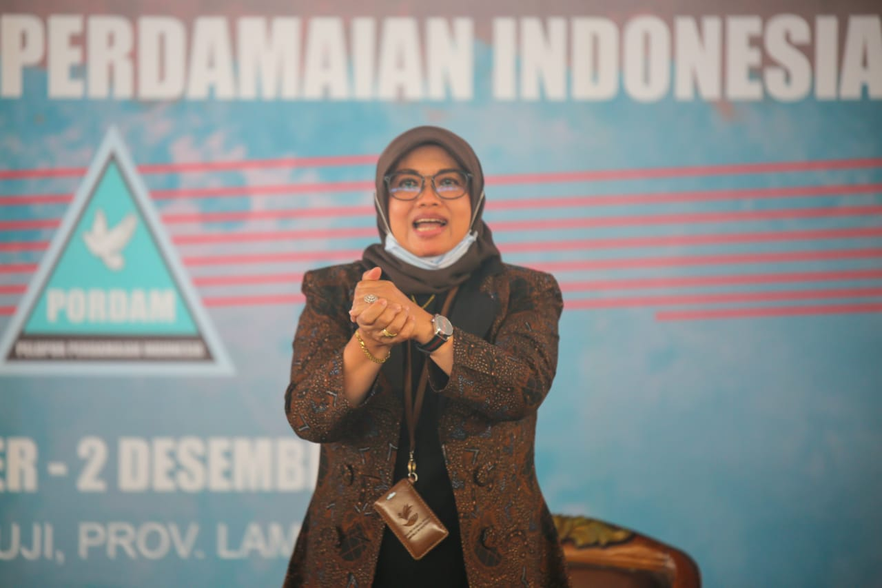 Lokakarya Pelopor Perdamaian Indonesia