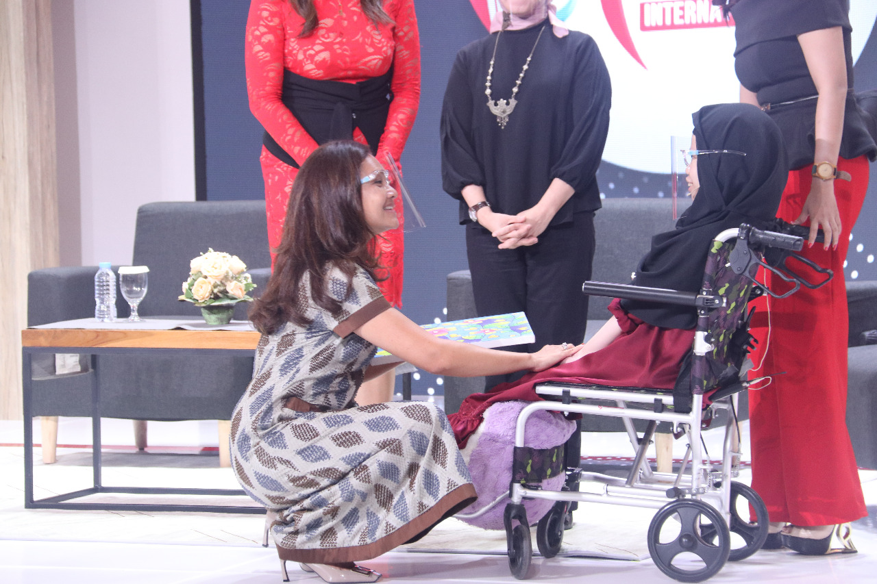 Dukungan Keluarga Kunci Utama Kembangkan Kemampuan Disabilitas