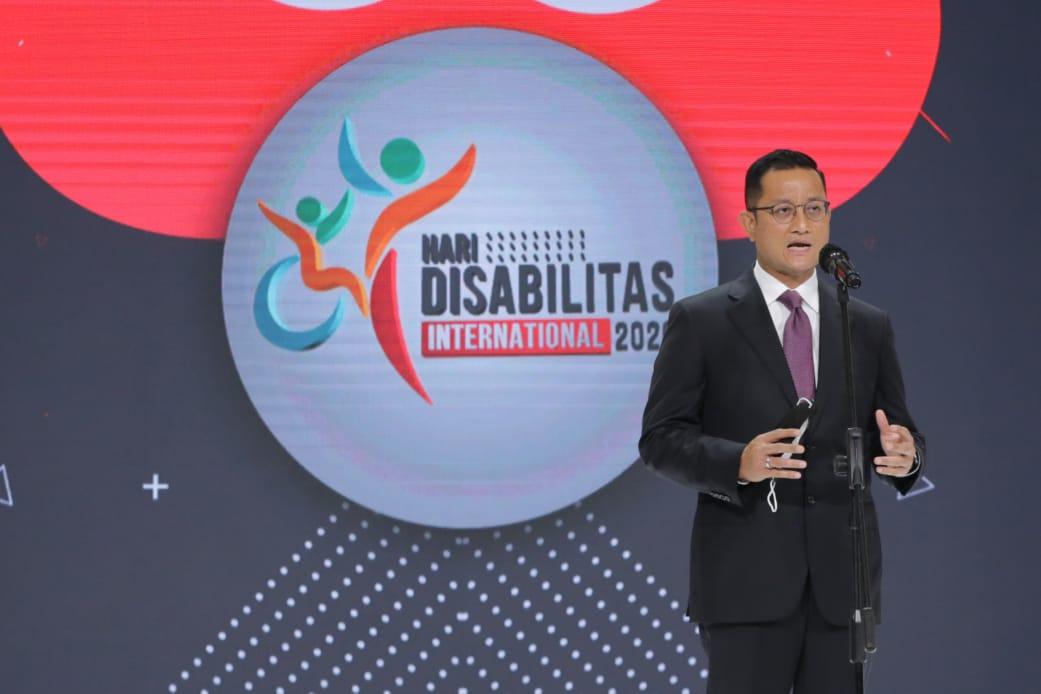 Acara Utama Hari Disabilitas Internasional 2020