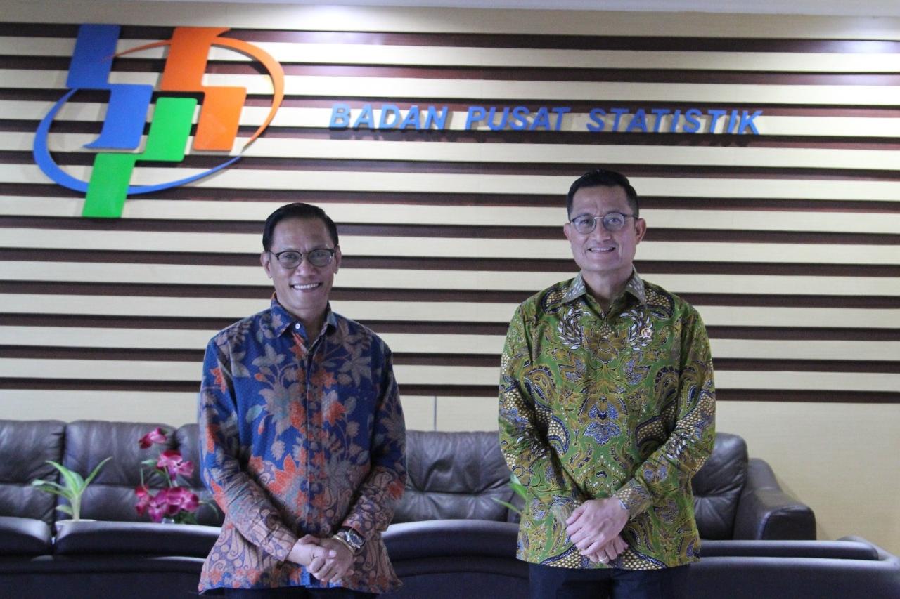 Kepala BPS Nyatakan Kesiapan Dukung Pemutakhiran DTKS