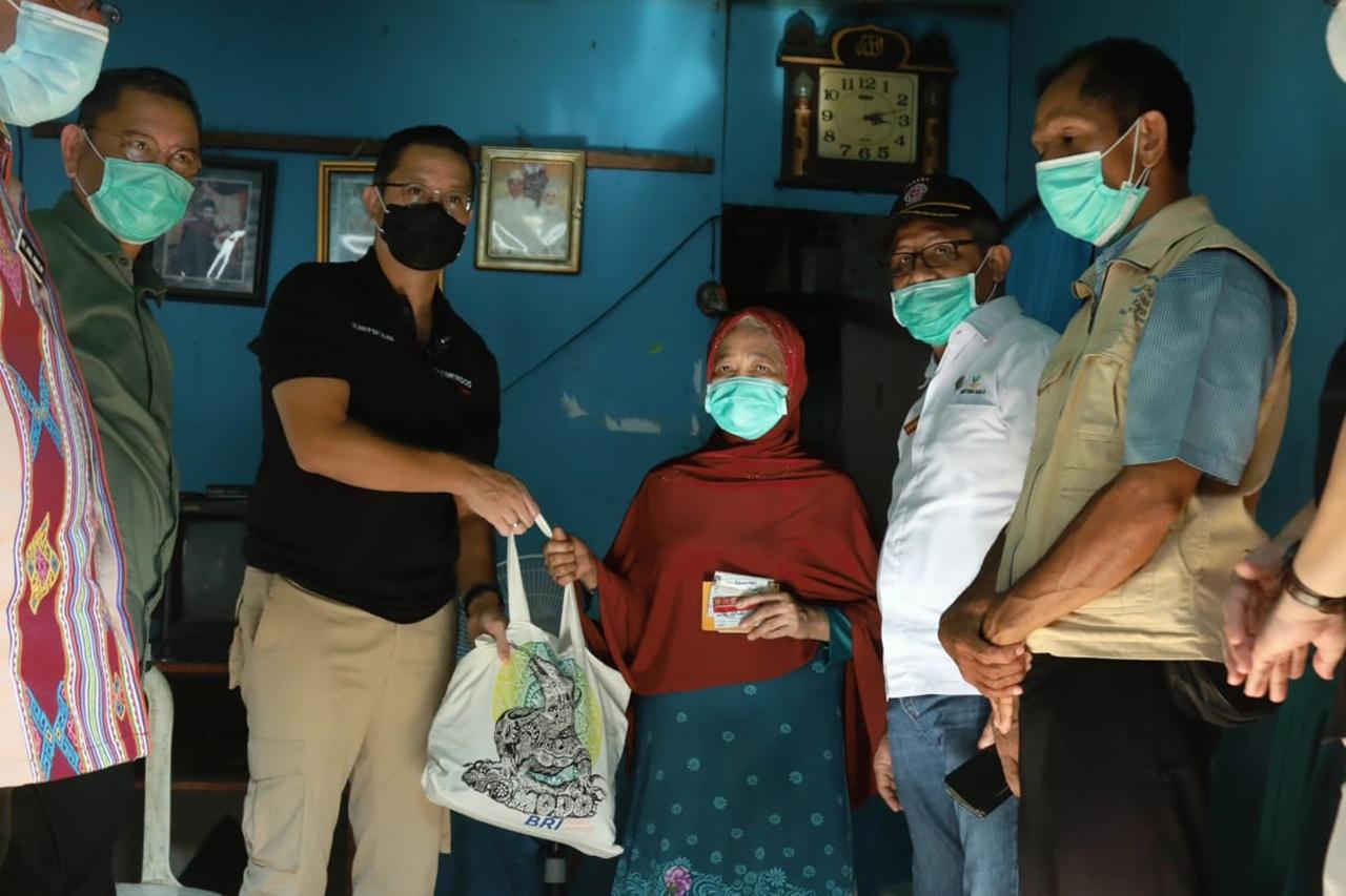 Mensos Temui KPM PKH di Manggarai Barat