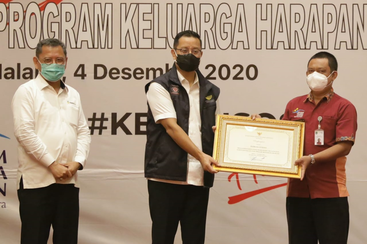 Mensos Arahkan Peningkatan Kualitas SDM PKH di Malang