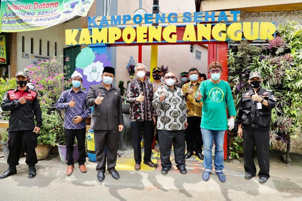 Menko PMK: Kampung Sejahtera Mandiri Diharapkan Perkuat Kesejahteraan Masyarakat