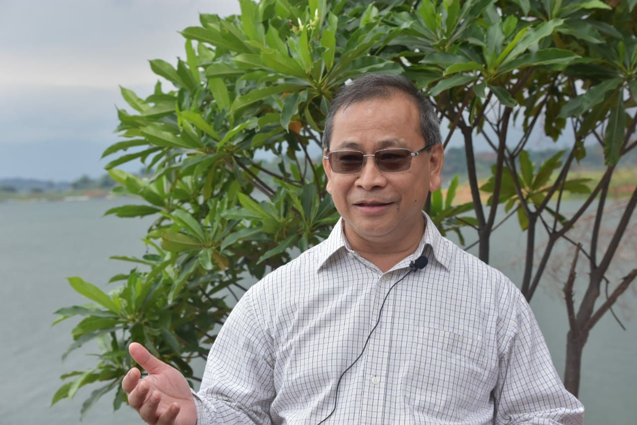Visiting Sumedang, Director General of PFM Expects Jatigede Reservoir to Become a Location for Social Tourism