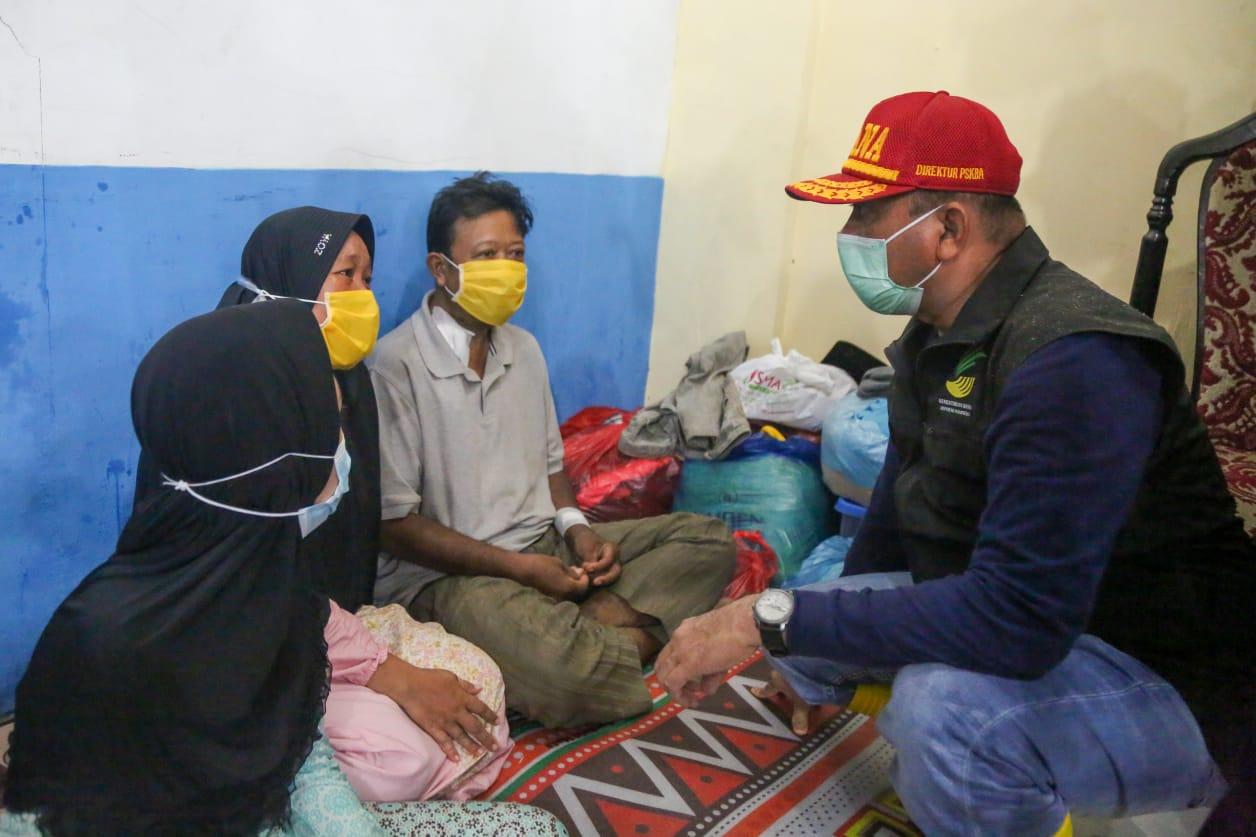 Kemensos Pastikan Kebutuhan Pengungsi Banjir Medan Terpenuhi