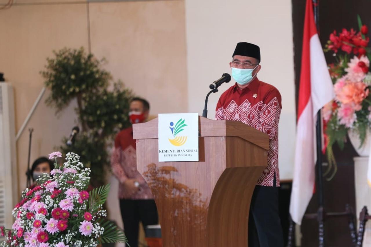 Presiden Ajak Masyarakat Jadikan HKSN sebagai Momentum Bersama Lawan Pandemi COVID-19