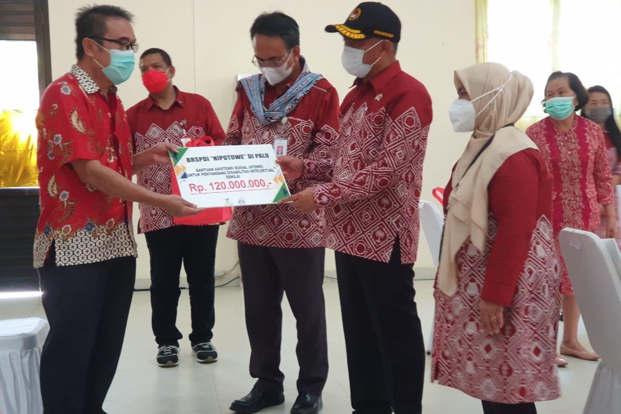 "Commemorating HKSN 2020, ""Nipotowe"" Center Provides ATENSI Assistance"