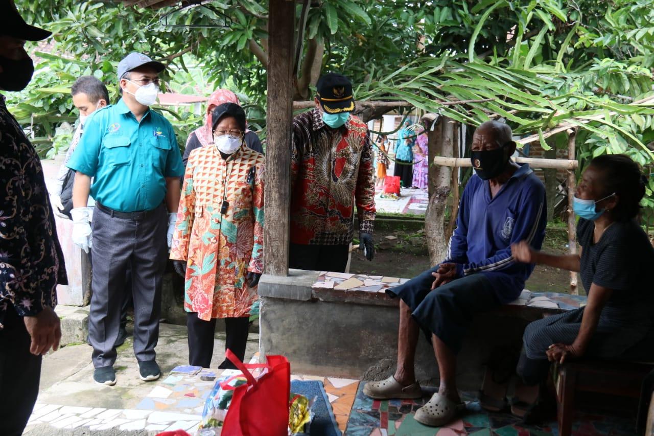 Bantuan Asistensi Rehabilitasi Sosial Sentuh Kawasan Eks Lokalisasi dan Eks Penderita Kusta