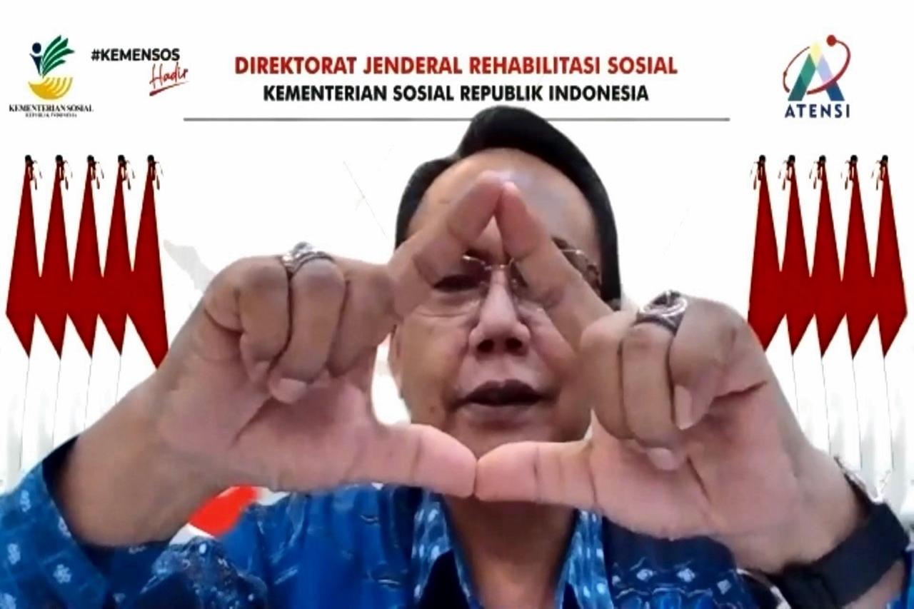 """Mantapkan Penerapan ATENSI, Balai Anak """"Antasena"""" Perkuat SDM"""