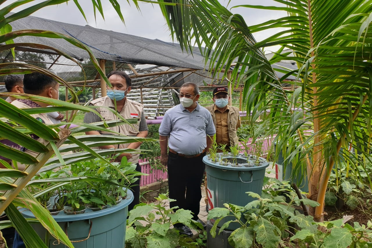 Visiting Sangkuriang Village, Director General of PFM Seeing Potential for KPM