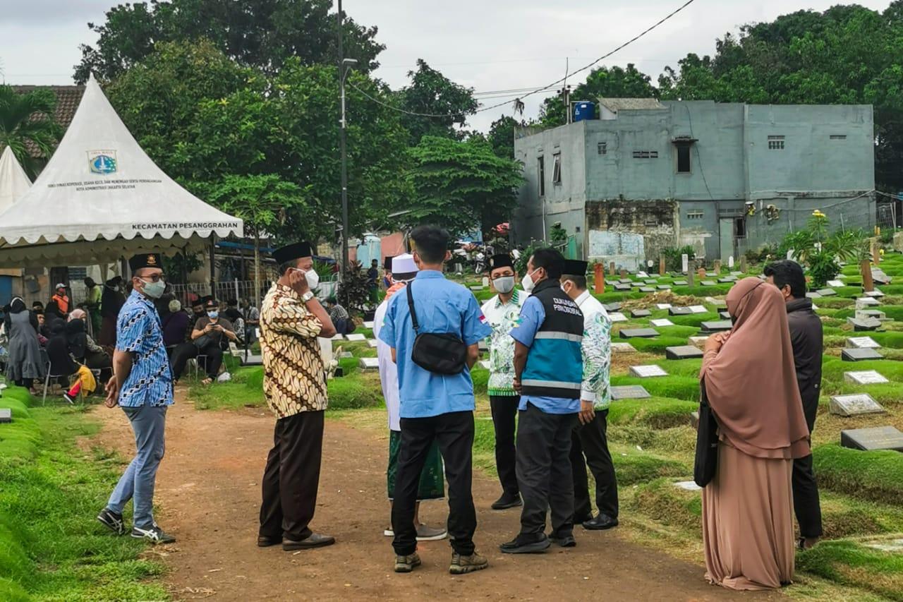 Pelopor Perdamaian Beri Pendampingan Penuh kepada Keluarga Korban Kecelakaan Pesawat Sriwijaya Air