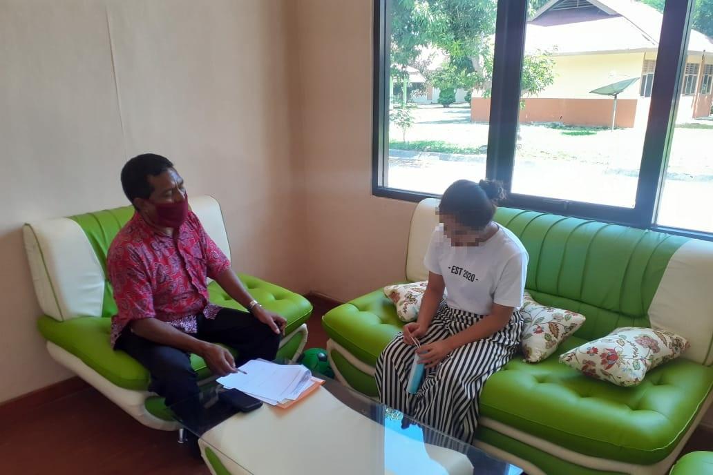"Balai Anak ""Naibonat"" Respon Terhadap Kasus Korban Eksploitasi Anak"