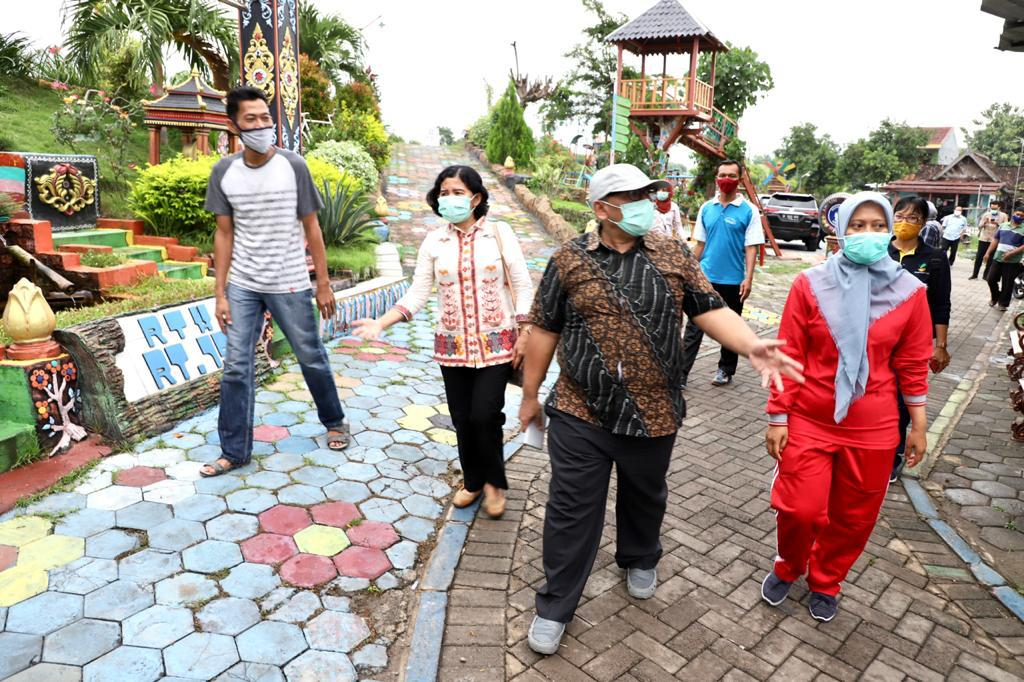 Director General of Social Empowerment Visits Madiun