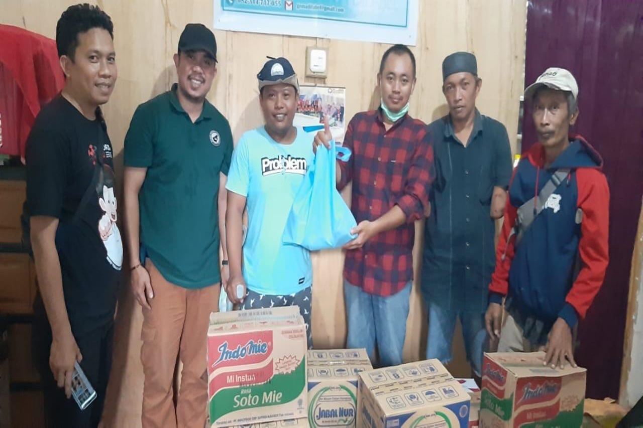 "Disability Center ""Wirajaya"" Helps Earthquake Victims in West Sulawesi"