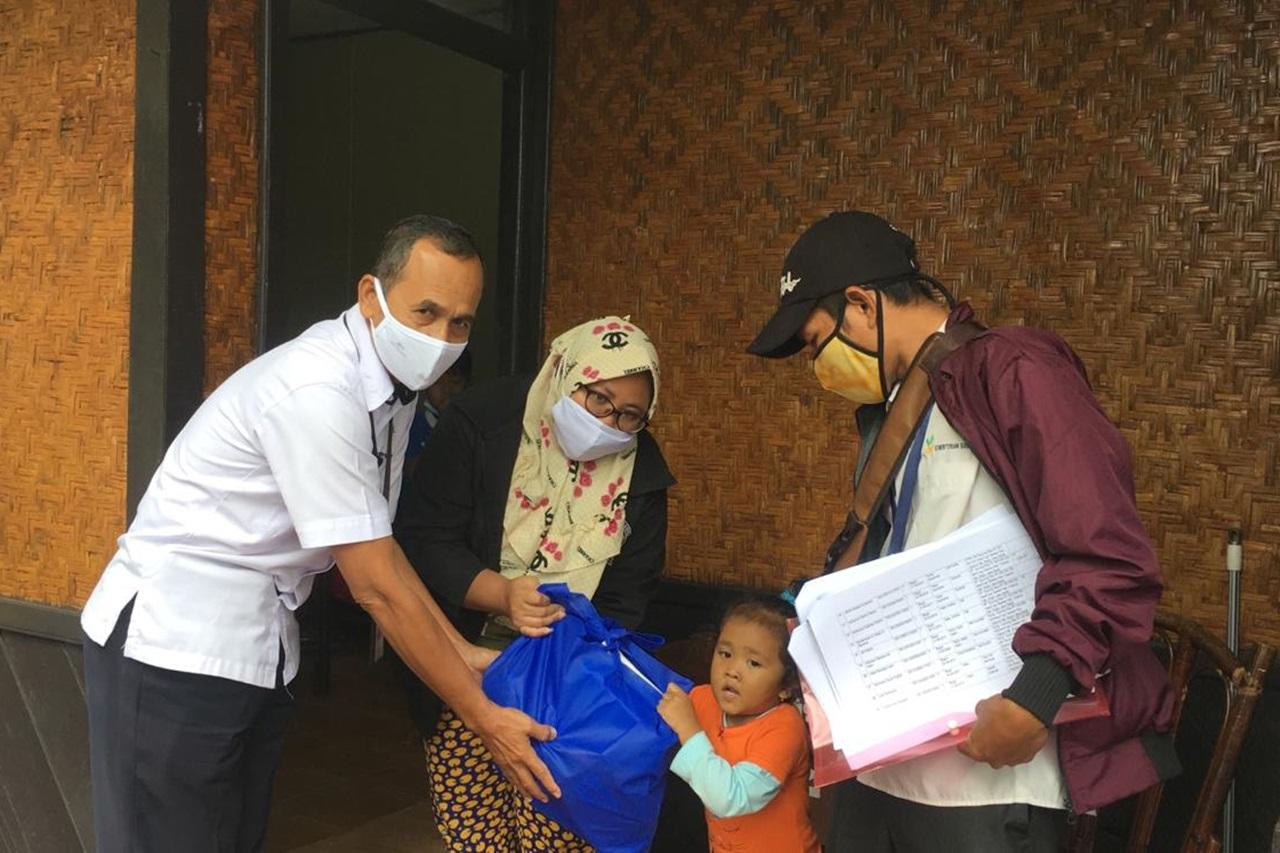 """Balai Anak """"Handayani"""" Berikan Layanan Dukungan Psikososial bagi 85 Anak di Bogor"""