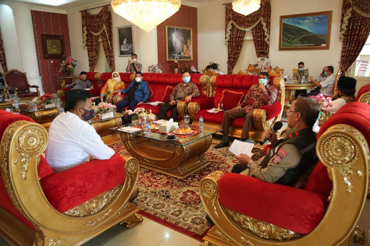 Kunsfik Komisi VIII DPR RI dalam Pengawasan Kesiapsiagaan dan Penanganan Bencana