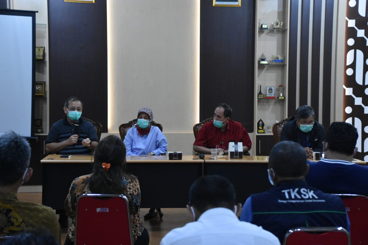 Pimpin FGD di Surakarta, Dirjen PFM Bahas Rencana Pemadanan Data KPM Bansos dengan Dukcapil