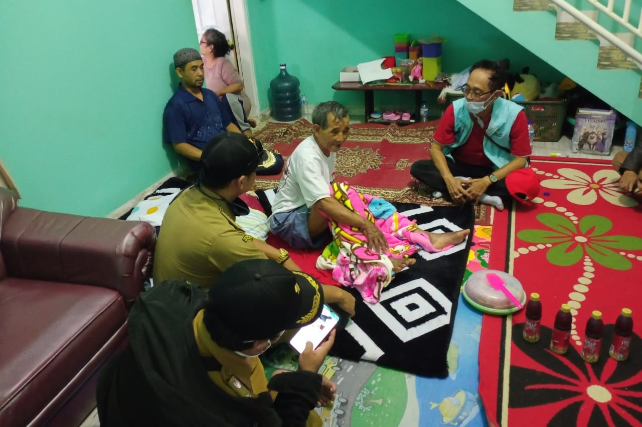 "Disability Center ""Ciungwanara"" Implemented Response to Landslide Case in Sumedang"
