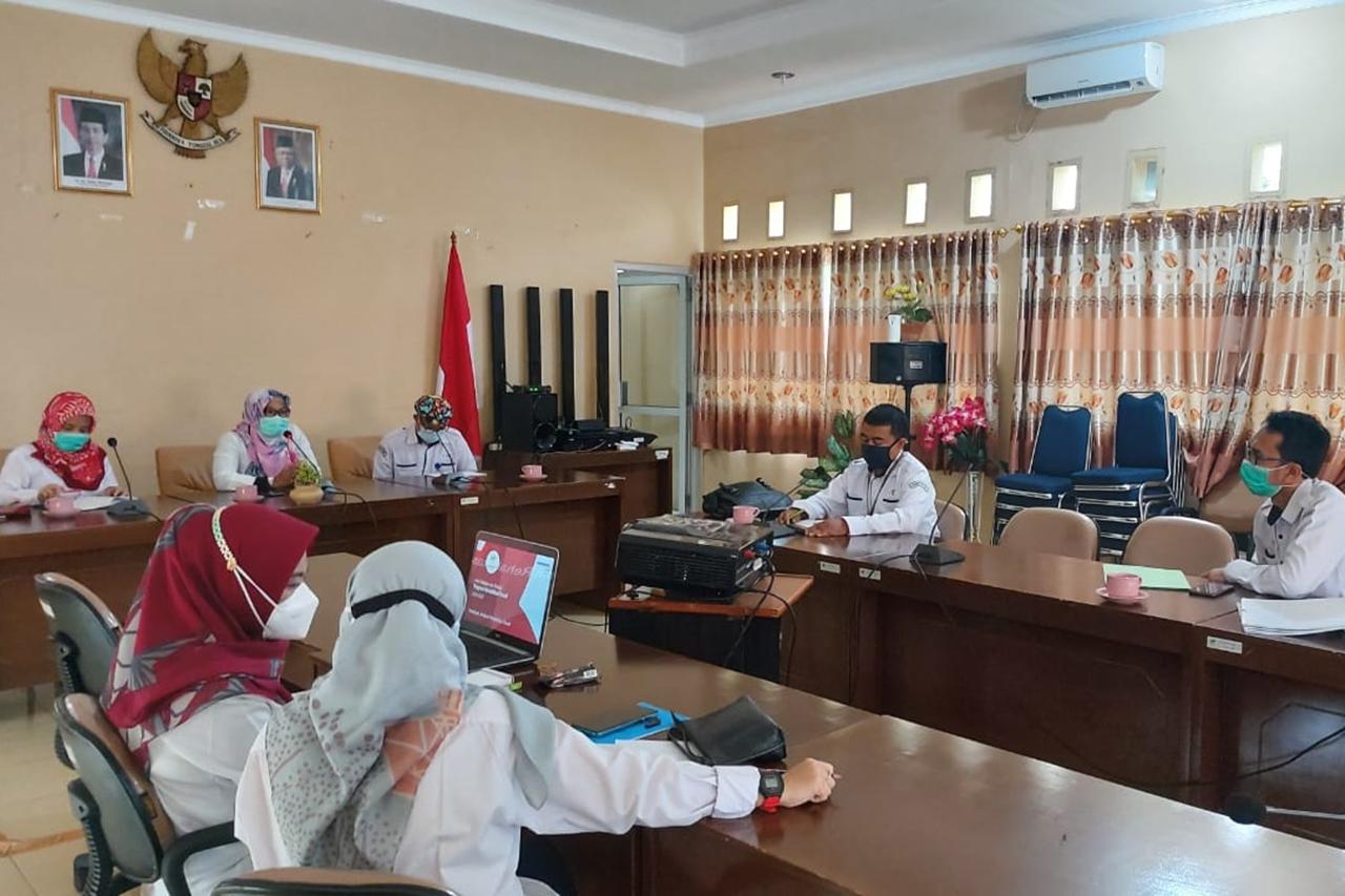 "ATENSI Synergy, ""Ciungwanara"" Disability Center Collaborating with Marzuki Mahdi Hospital, Bogor"