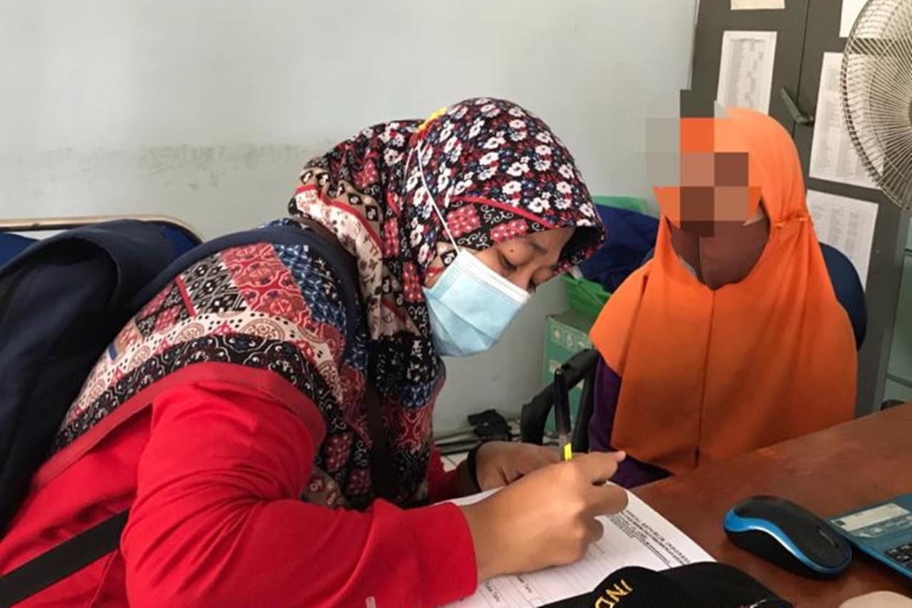 "Children's Center ""Alyatama"" Sends a Response Team for Cases of Children Victims of Economic Exploitation"