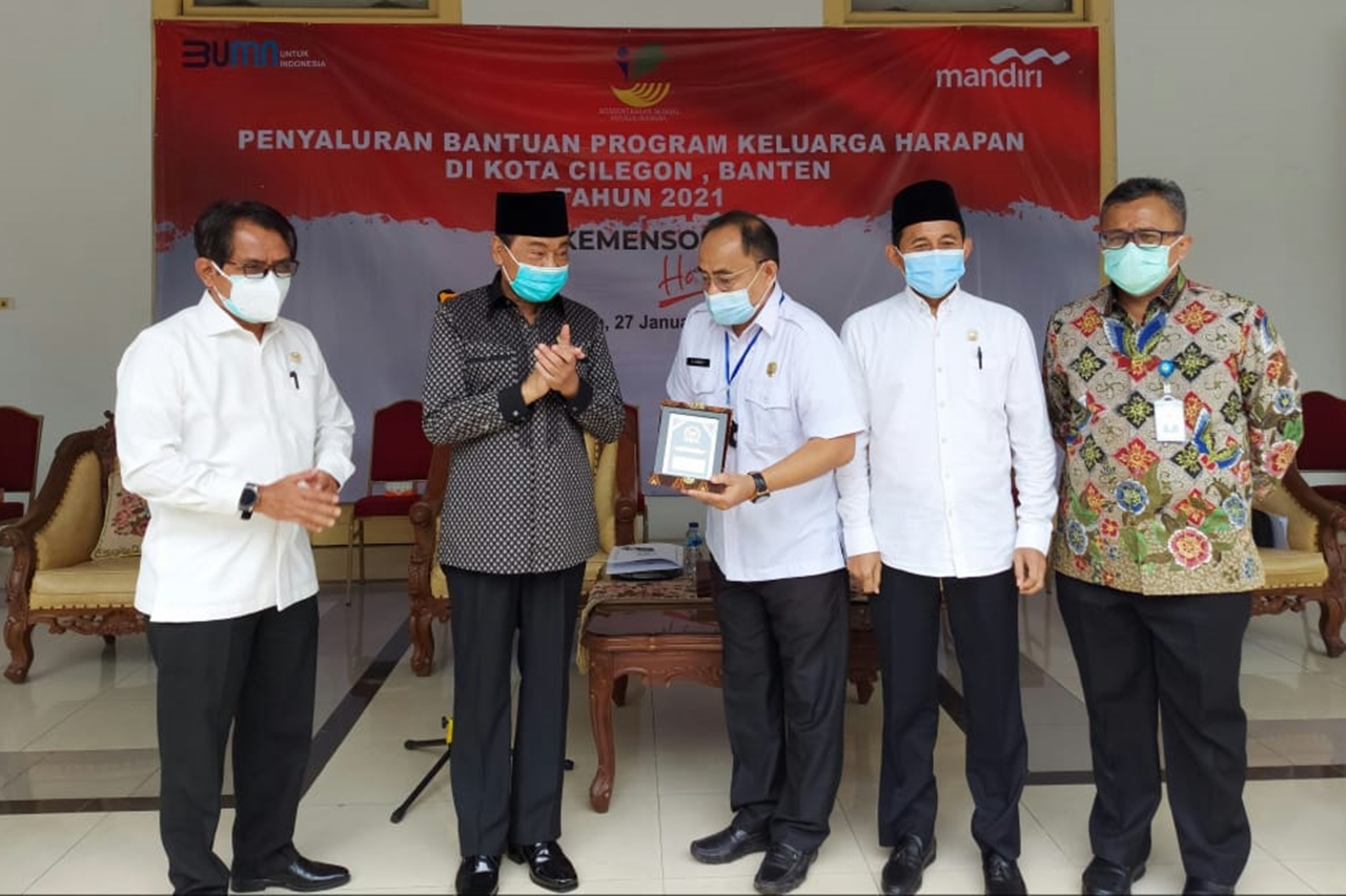Cilegon City is Ready to Activate 43 Community Health Centers this Year with MOSA's Supervision