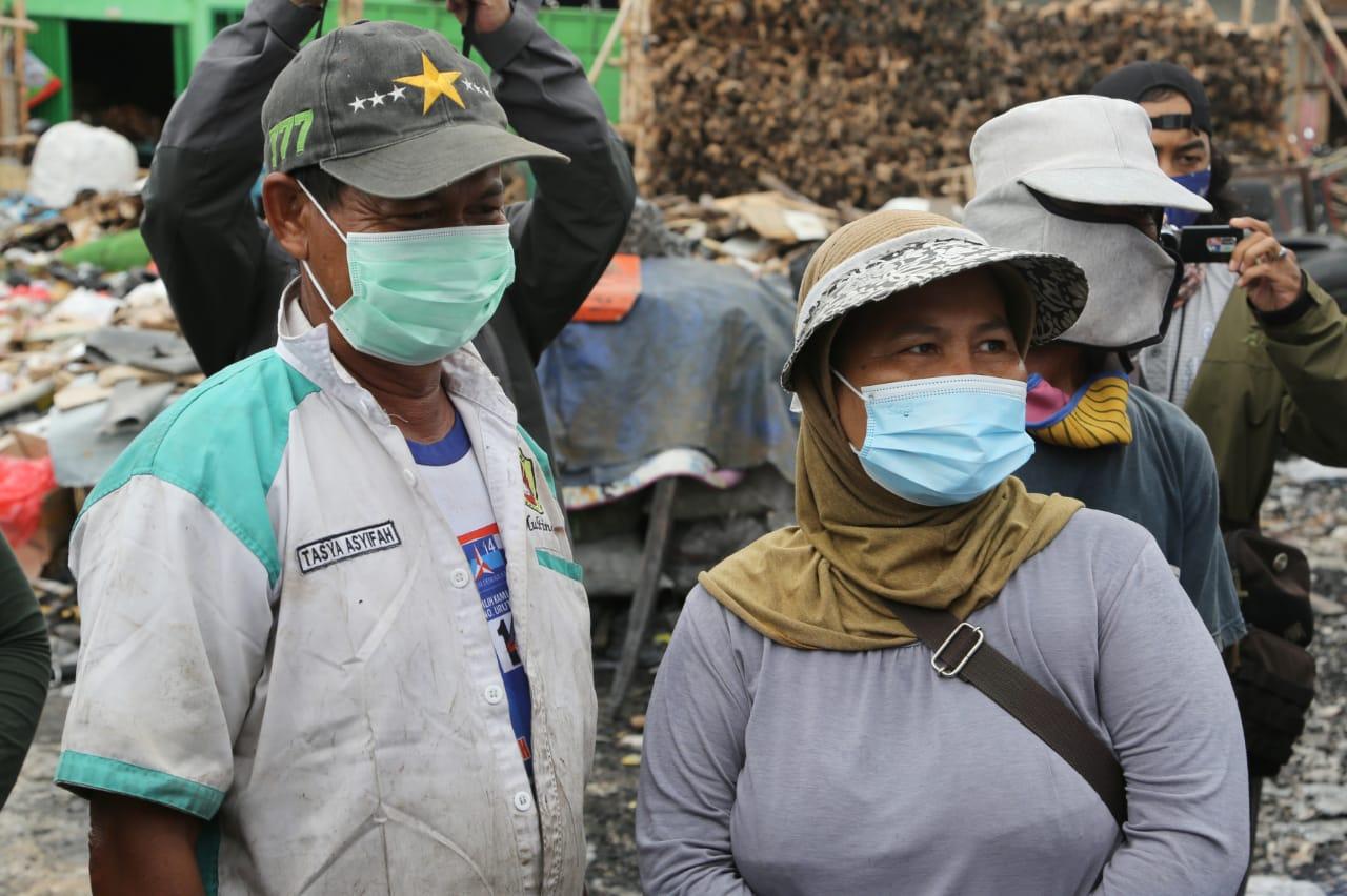Dialog Mensos dengan Warga Cilincing, Jakarta Utara