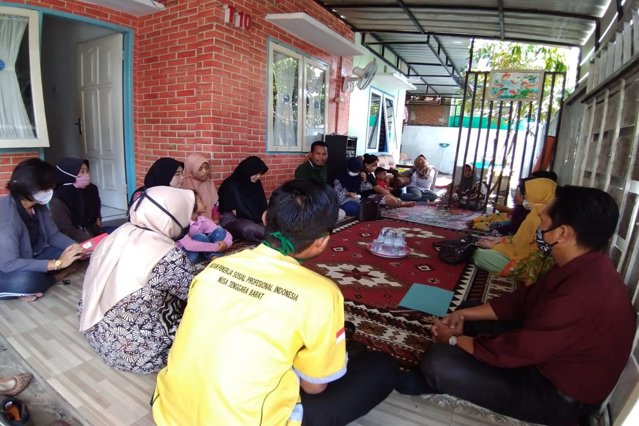 """""""Paramita"""" Children's Center Performs Social Mediation and Advocacy of Problematic Families"""