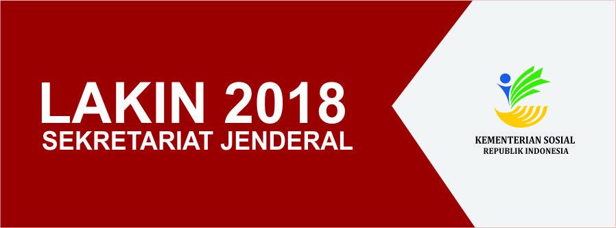 Laporan Kinerja Sekretariat Jenderal 2018