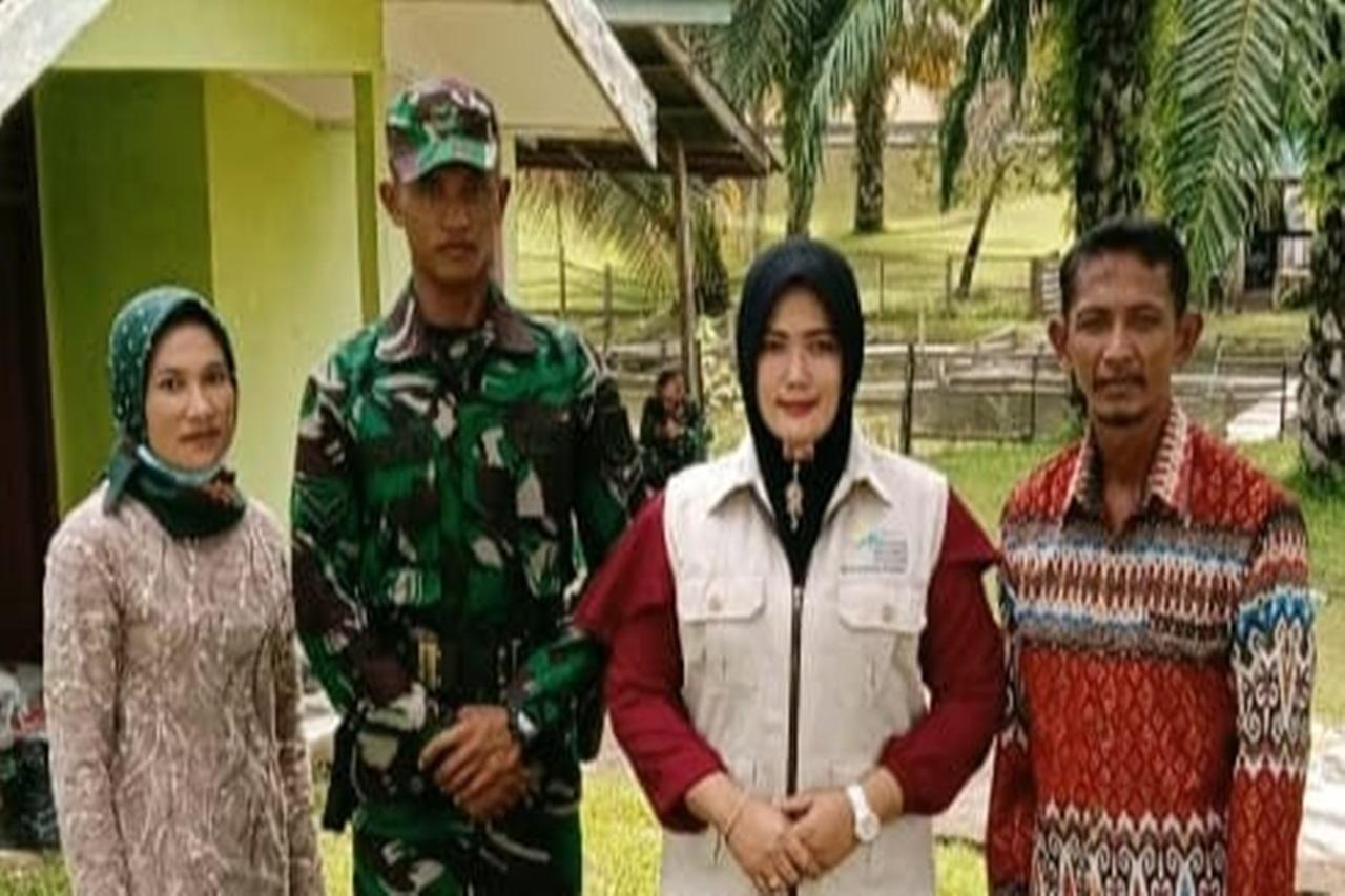 Anak PKH Bangga Jadi Bintara TNI