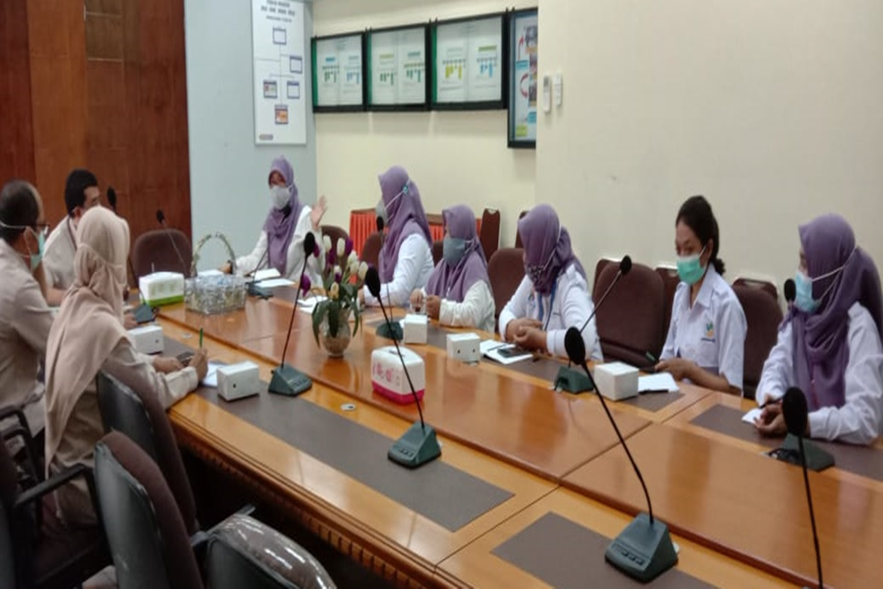 """Tingkatkan ATENSI, Balai Lansia """"Budhi Dharma"""" Diskusikan Layanan Kesehatan Jiwa dengan RS Marzuki Mahdi Bogor"""