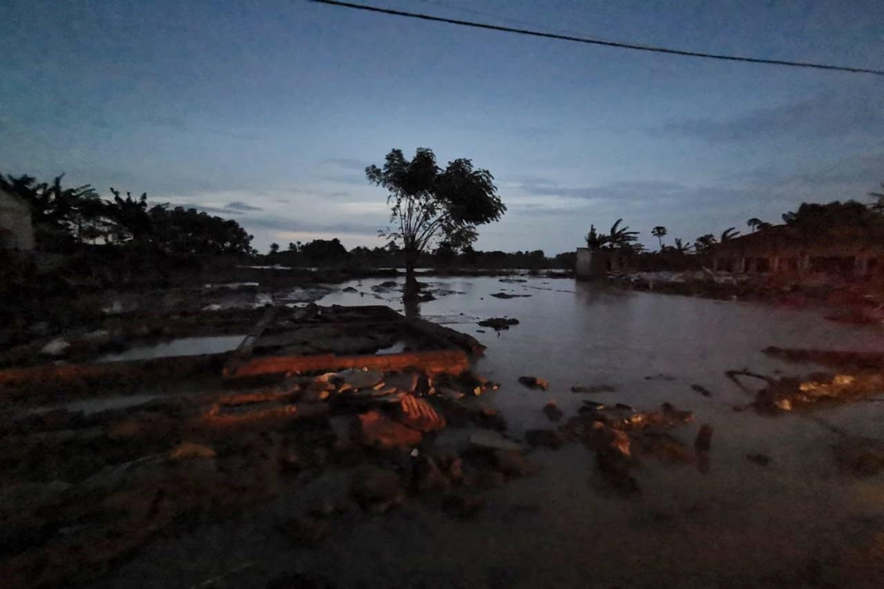 Kemensos Tindaklanjuti Penanganan Bencana Banjir Bekasi