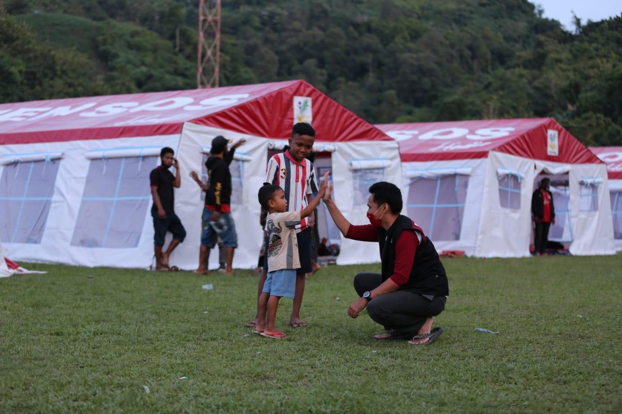 Kemensos Telah Realisasikan Santunan Kematian untuk 108 Korban Jiwa Gempa Sulawesi Barat