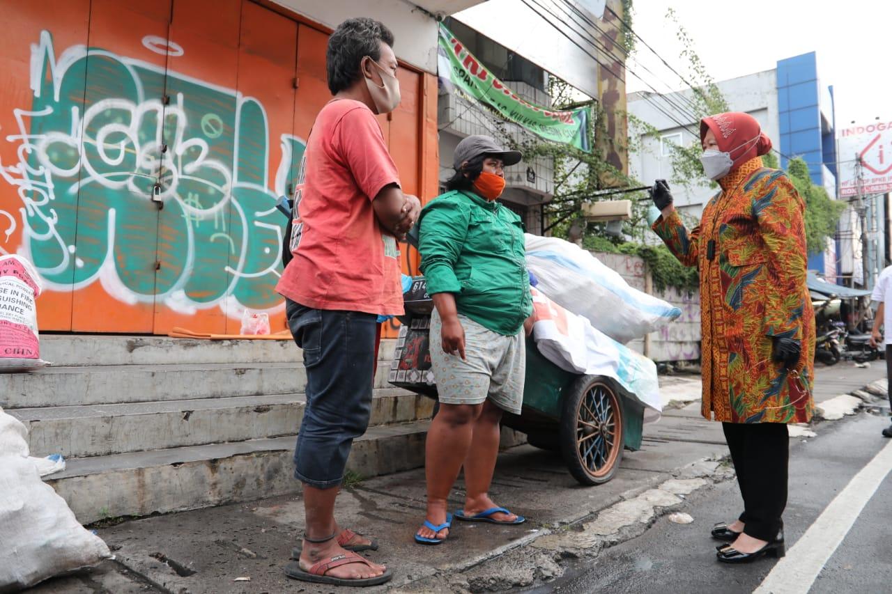 Usai Disapa, Anto, Novi, Siti Ropiah dan Yunita Diajak Mensos ke Balai Pangudi Luhur untuk Dilatih Kewirausahaan