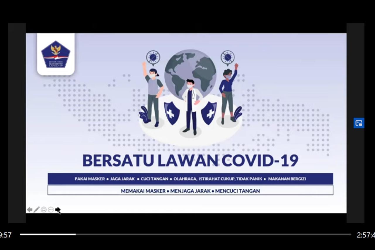 Pentingnya Informasi COVID-19 dan Vaksin Bagi Penyandang Disabilitas