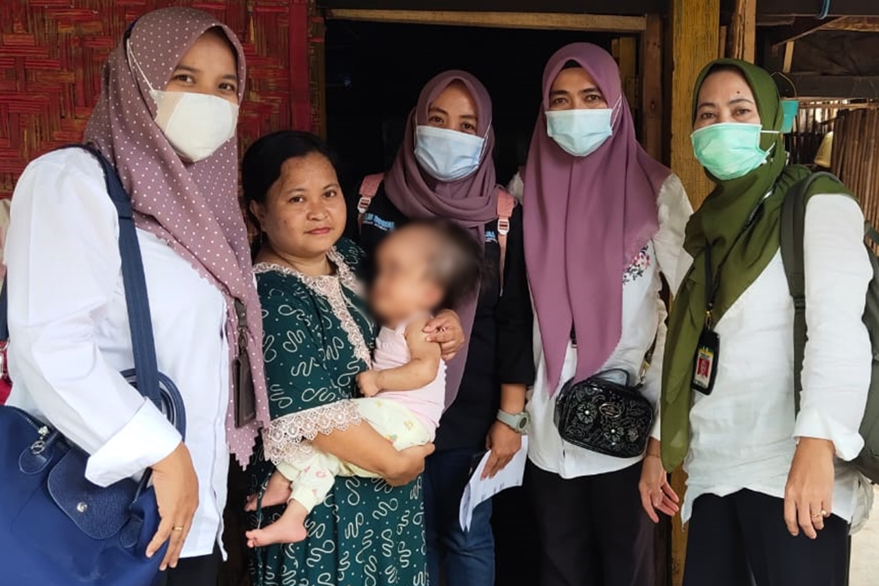 "Balai Anak ""Toddopuli"" Makassar Responds to Toddlers with Hydrocephalus in Jeneponto Regency"