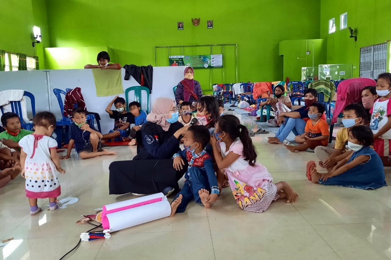 """""""Antasena"""" Children Center Magelang Provides Psychological Support Services"""