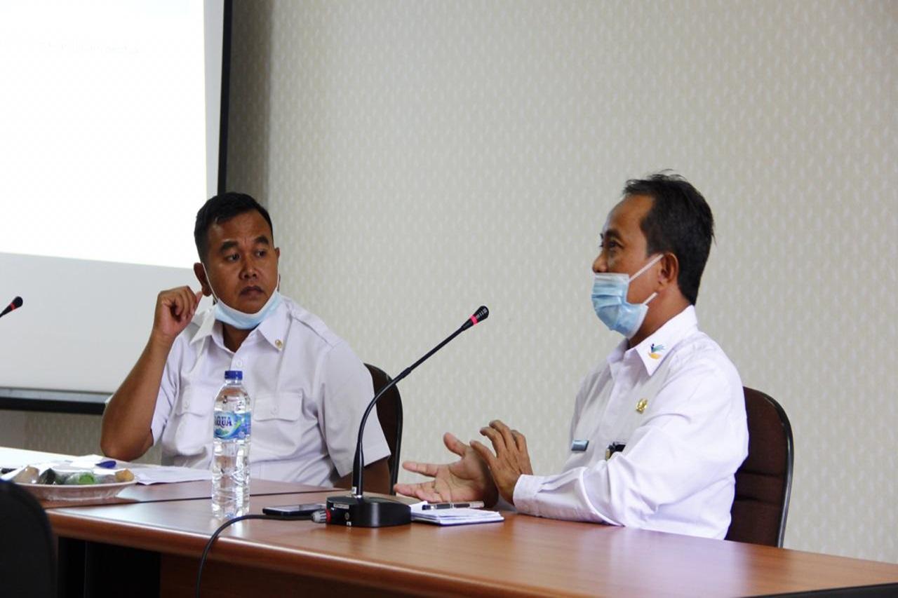 "Komisi III DPRD Lima Puluh Kota Bertandang ke Balai Anak ""Rumbai"" Pekanbaru"