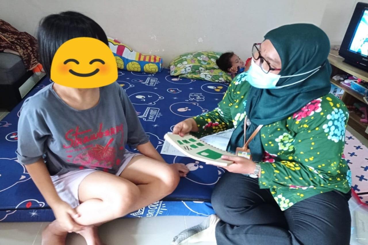 "Balai Besar ""Kartini"" Temanggung Respon Kasus Penyandang Disabilitas Intelektual Rentan"