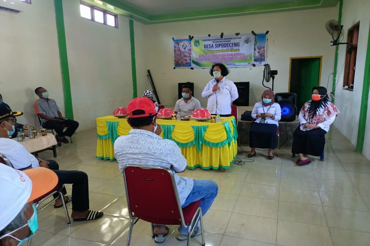 """Balai Anak """"Toddopuli"""" Laksanakan Kegiatan ATENSI Berbasis Komunitas"""