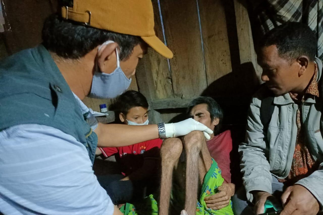 Kemensos Respon Kasus Penyandang Disabilitas Fisik di Manggarai Timur