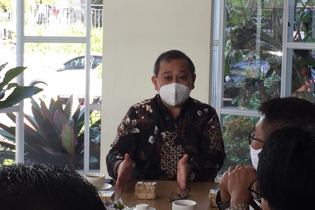 Director General of Poverty Handling Reviews the Improvements of Basic Food Program Data in Sukabumi Regency
