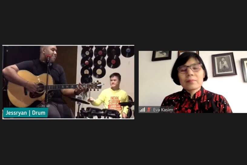 "Peringatan Hari ""Down Syndrome"" Sedunia 2021: Keluarga Kunci Keberhasilan"