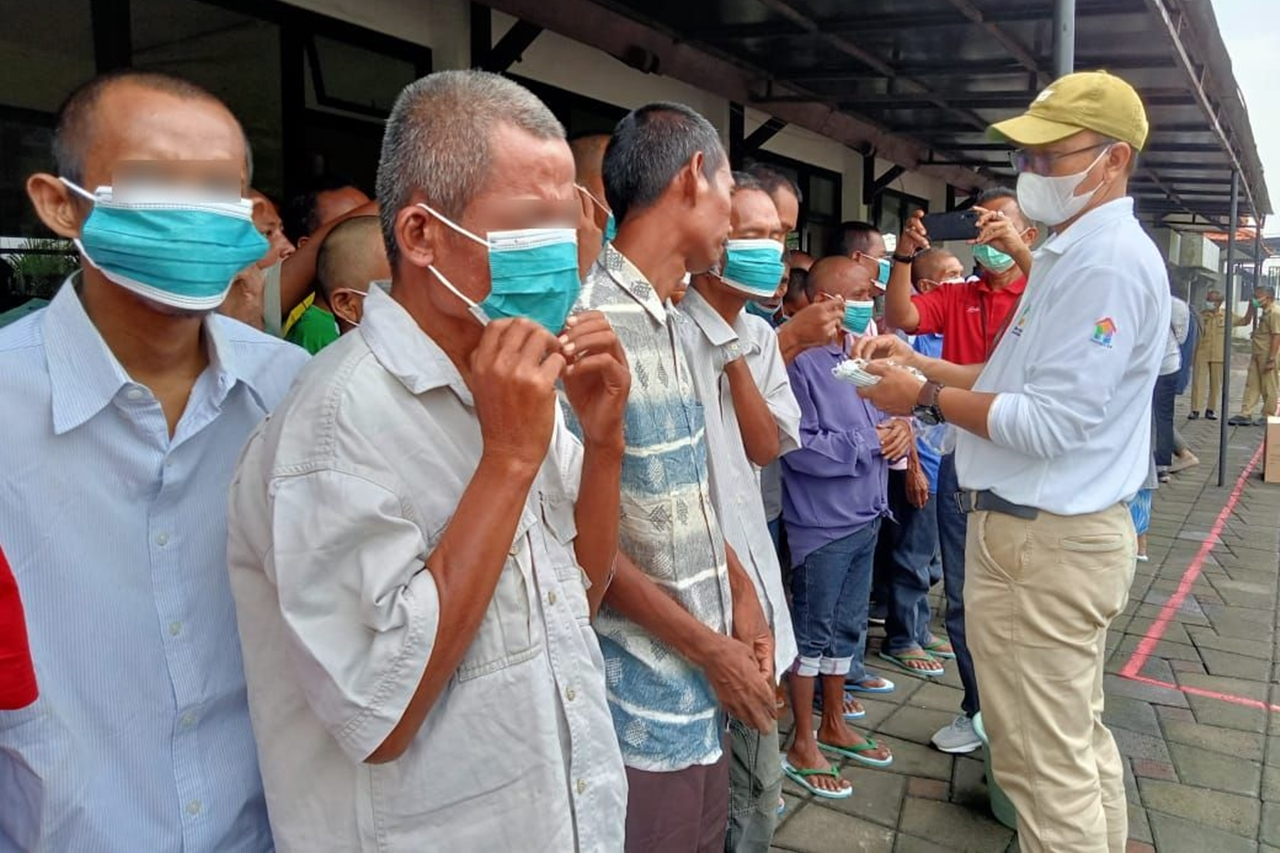 Ministry of Social Quick Response, Bring 200 ODGJ from Liponsos Surabaya to Balai Sukabumi and Balai Pati