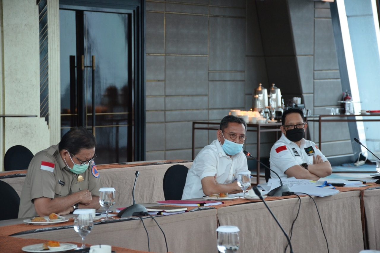 Discussion of the Draft Law on Disaster Management from the Side of the Government Working Committee