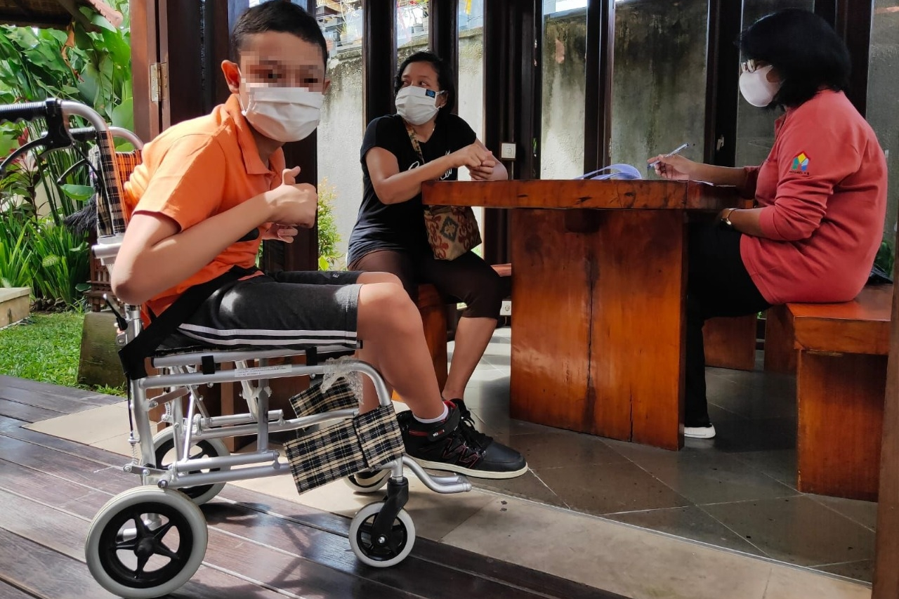 Veri-vali Data Disabilitas di Bali, Kemensos Pastikan Tepat Sasaran
