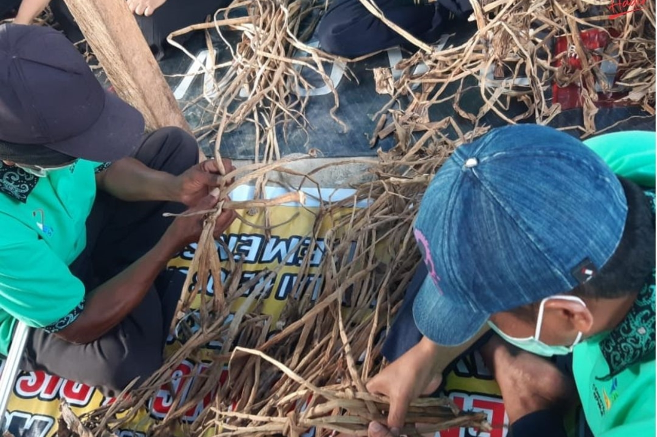Kemensos Hadir melalui Asistensi Rehabilitasi Sosial Berbasis Komunitas Disabilitas Netra Gorontalo